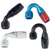 Fragola 3000 Series Swept Tube JIC Hose Ends