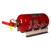 Lifeline Zero 2000 4 Litre Club Fire Marshal Extinguisher Service / Refill