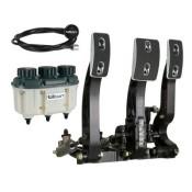 Tilton 900 Series 3 Pedal Floor Mount Assembly Package
