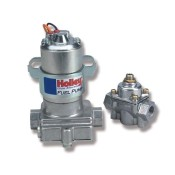 Holley Blue Fuel Pump With Regulator