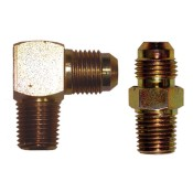 Steel NPT To JIC Adaptors: