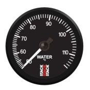 STACK Mechanical Water Temperature Gauge °C Or °F