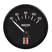 STACK Electrical Water Temperature Gauge °C Or °F
