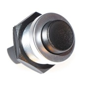 Push Button Momentary Switch With Aluminium Bezel
