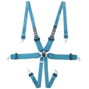 TRS HANS Magnum Ultralite 6 Point Harness