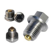 Gold Plug Magnetic Sump/Oil Drain Plug