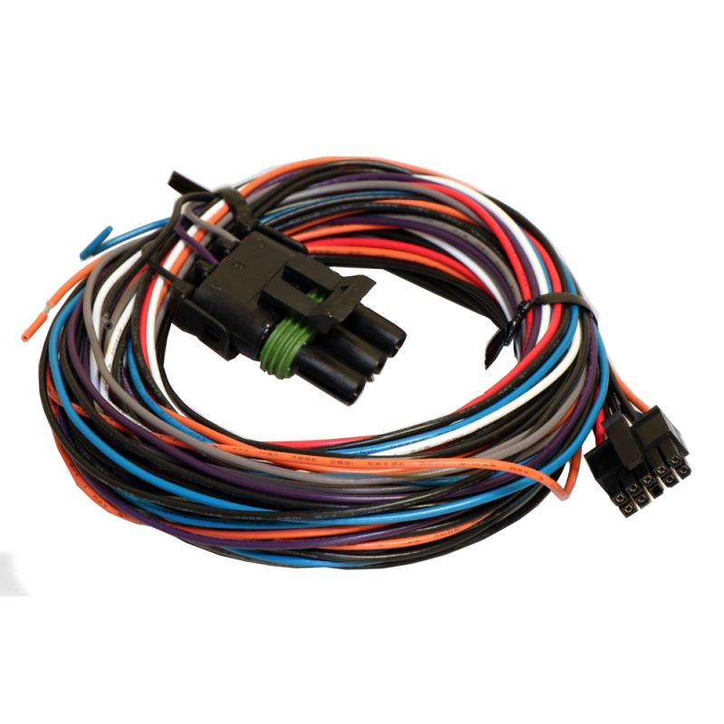 Boost Gauge Wiring Harness : Stack replacement wiring harness for st boost