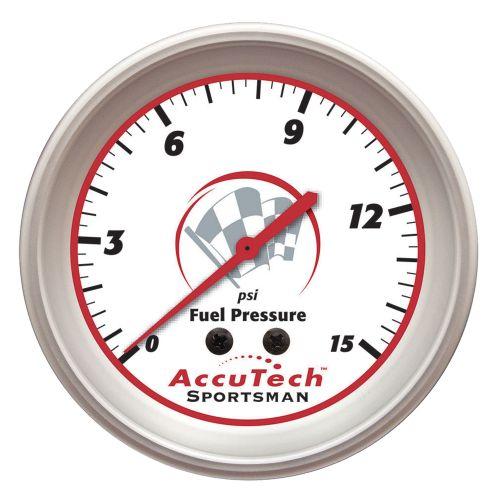 Longacre Fuel Pressure Gauges