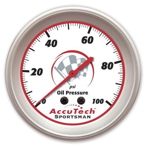 Longacre Oil Pressure Gauges