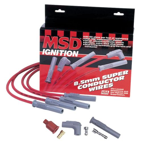 MSD Ignition Leads
