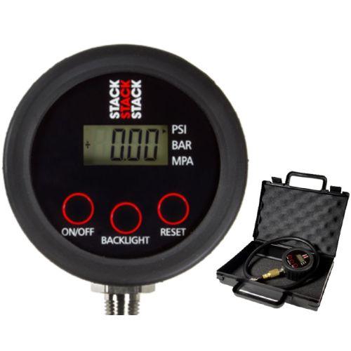 STACK Tyre Pressure Gauges & Pyrometers