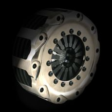 Carbon/Carbon Competition Clutches