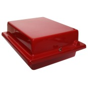 Extreme 40 Battery Box Red