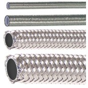 Stainless Braided Smooth Bore PTFE Lined Hose
