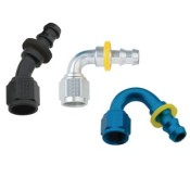 Fragola 8000 Series Swept Tube JIC Hose Ends
