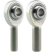FK Bearings High Angle Male Rod Ends - UNF Threads