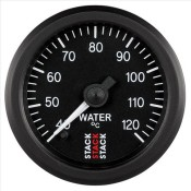 STACK Professional Stepper Motor Water Temperature Gauge °C Or °F