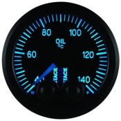 STACK Pro Control Oil Temperature Gauge °C Or °F