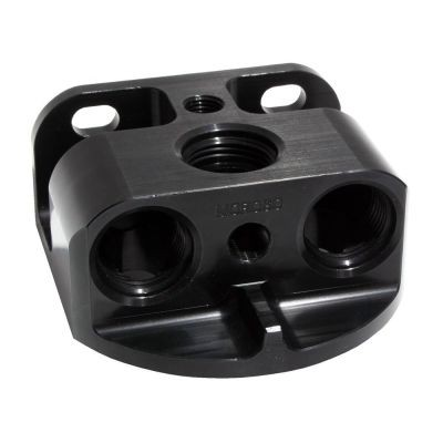Moroso Oil Filters & Filter Heads