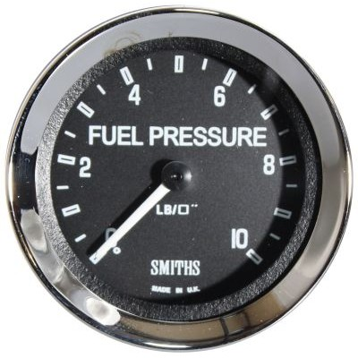 Buy Smiths Stepper Motor 0-10 p s i Fuel Pressure Gauge from