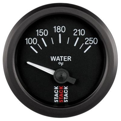 Buy STACK Electrical Water Temperature Gauge °C Or °F from
