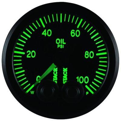 STACK Oil Pressure Gauges