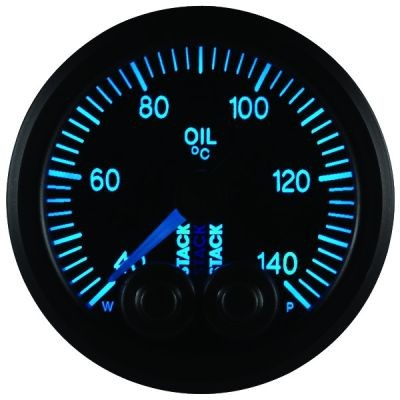 STACK Oil Temperature Gauges