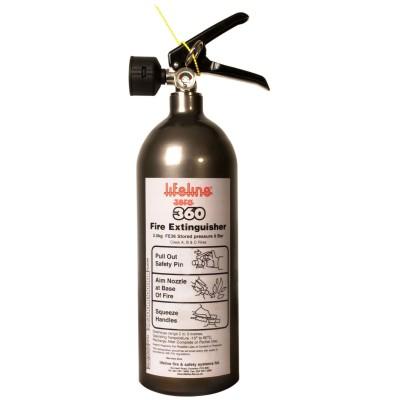 Lifeline Hand Held Fire Extinguishers