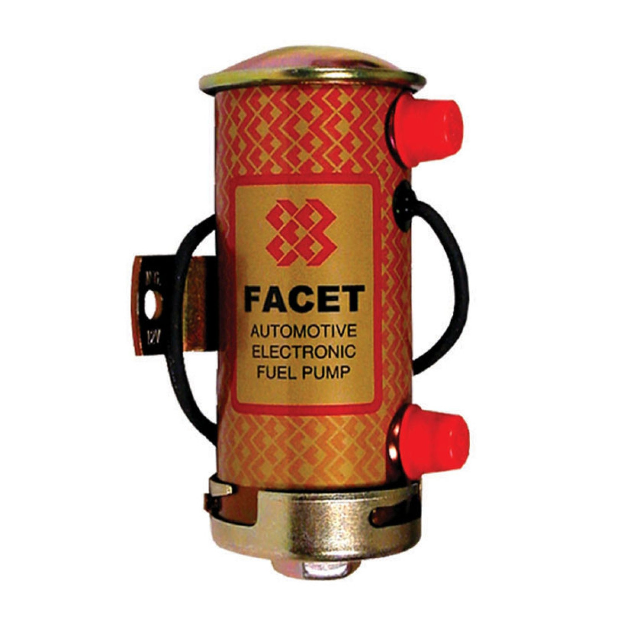Facet Red Top Competition Fuel Pump Low Pressure Pumps Filters Regulators And More At Supplies